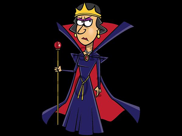 Evilqueen Toonaday Evilqueen Crown made for an upcoming video shoot. toonaday